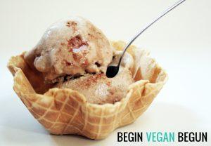 recetas veganas: Helado de café vegano