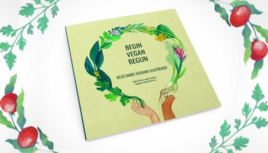 Begin Vegan Begun – Recetas Veganas Ilustradas