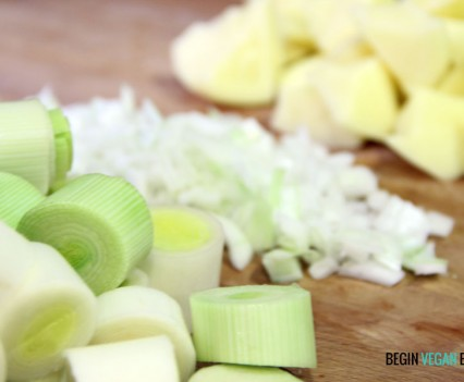 ingredientes vichyssoise
