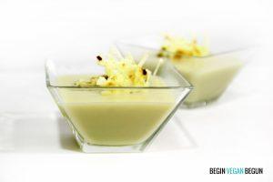 recetas veganas: vichyssoise vegana receta