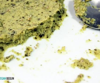 receta masa de lentejas y algas para croquetas