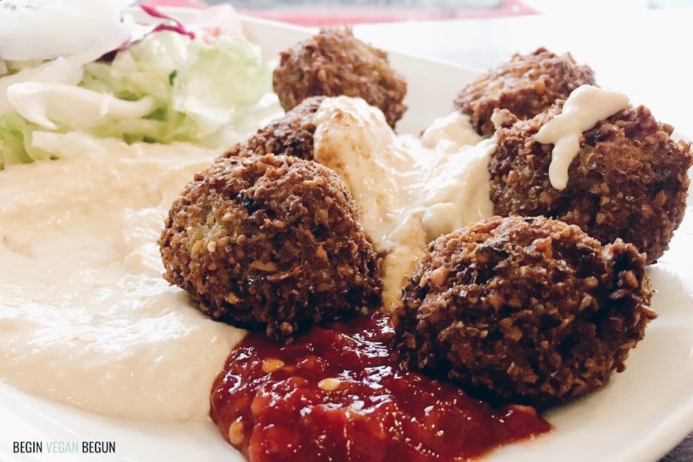 falafel Berlin vegano