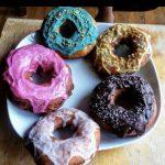Donuts hechos por @iratilizarraga