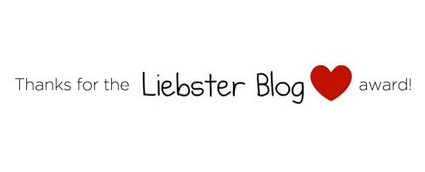 Libster Blog Award