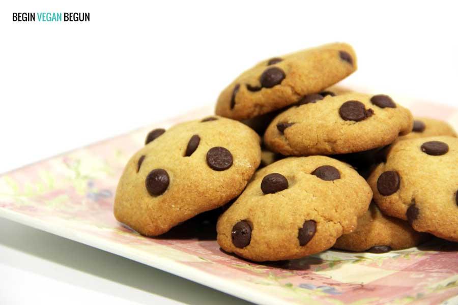 galletas de kamut veganas