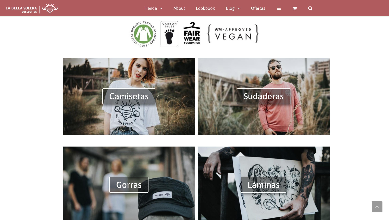 la bella solera ropa vegana