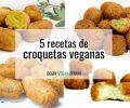 recetas de croquetas veganas