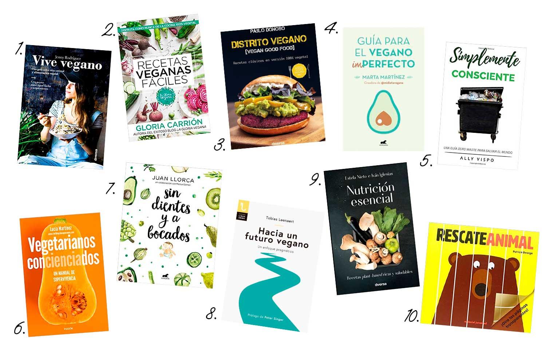 libros veganos para regalar